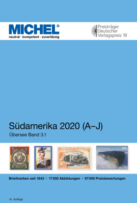 Südamerika 2020 (Ü 3.1) – Band 1 A-J