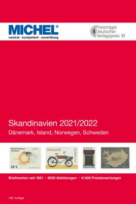 Skandinavien 2021/2022 (E 10)
