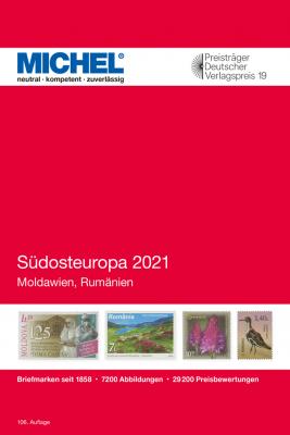 Southeast Europe 2021 (E 8)