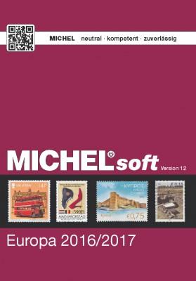 MICHELsoft Briefmarken Europa 2016/2017 – Version 12