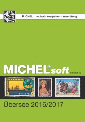 MICHELsoft Briefmarken Übersee 2016/2017 – Version 12