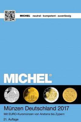 Münzen Deutschland 2017