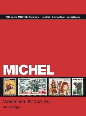 Westafrika-Katalog 2013 (ÜK 5/1)  – Band 1: A-G (E-Book)