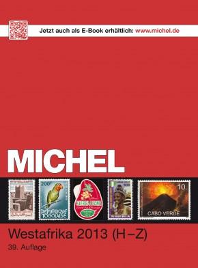 Westafrika-Katalog 2013 (ÜK 5/2) – Band 2: H-Z (E-Book)