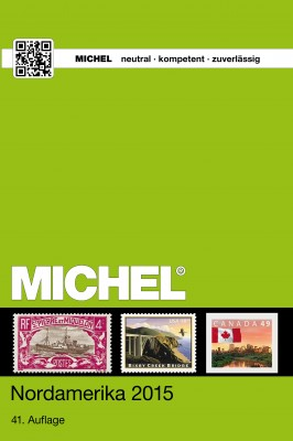 Nordamerika-Katalog 2015 (ÜK 1/1) (E-Book)