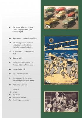 Wertvolles Sammeln - Heft 3