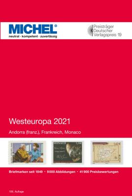 Western Europe 2021 E 3