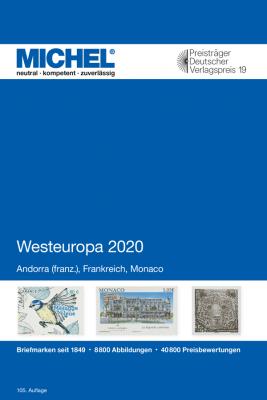 Western Europe 2020 E 3