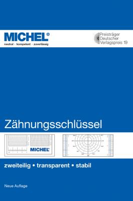 MICHEL-Zähnungsschlüssel