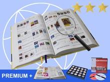 Online-Katalog Briefmarken Ganze Welt und Münzen, Premium Plus Version