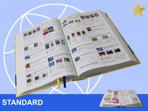 MICHEL-Online Briefmarken Ganze Welt, Standard Version