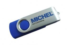 MICHEL-Rundschau-Jahrgänge 2002-2016 auf USB-Stick