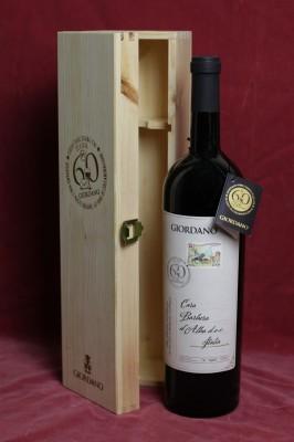 Giordano Vini - Weinkiste Philatelie-Spezial